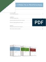 Descarga Ejemplos Colección Estrategia y Práctica Profesional