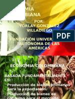 Econom i a Colombiana