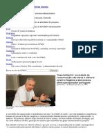 Notícias Da UFMG - 'Imperializante', Sociedade Da Comunicação Não Deixa o Silêncio Existir e Fragiliza a Democracia, Afirma Pesquisador Português