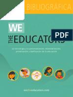 We The Educators - Reseña Bibliográfica (Español)