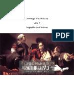 Domingo III Da Páscoa - Ano A
