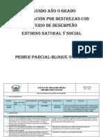 Ana Tapia 2do Año Planif. de Destreza Entorno n 2016 -2017