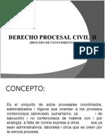 Dº Pro. Civil Iilzlzl