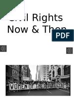 civil right unit plan slideshow