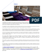Uso de Textil en Guatemala
