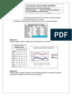 Taller Grado Noveno Gráficas en Excel