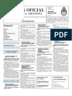 Boletin Oficial 15-07-10 - Tercera Seccion