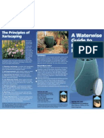 Rainwater Harvesting Fact Sheet - New Mexico
