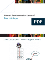 Network_Fundamentals Lecture 7 Data Link Layer