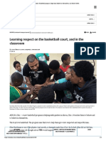newsela   basketball program helps boys believe in themselves and behave better
