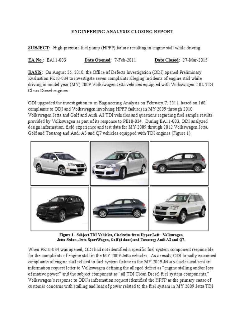 INCR-EA11003-61863 | Volkswagen | Diesel Engine