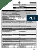 Formulario IVE NF 30