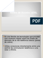 Redes Xdsl