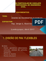 Diseño Pav. Flexibles