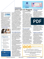 Pharmacy Daily for Wed 03 May 2017 - Generics opt-out flagged, TerryWhite hosts Masterclass, EMA Brexit fallout, Health