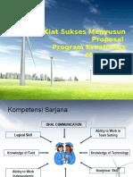 Presentasi Pkm 2012
