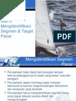 BAB 8 Mengidentifikasi Segmen & Target Pasar.pptx