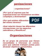Unidad1Metáforasorganizacionales