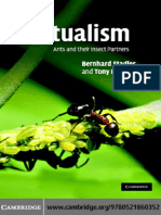 Bernhard Stadler, Anthony F. G. Dixon-Mutualism_ Ants and Their Insect Partners (2008)