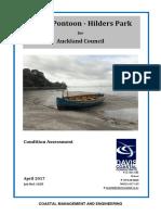 Hilders Park Boat Condition Assessment