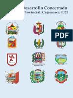 Plan de Desarrollo Concertado Municipal Provincial Cajamarca 2021