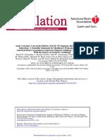 Acute coronary care in the Elderly