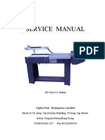 PPG 1622A Manual