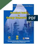 Practical Guide to Enrgy Conservation - PCRA