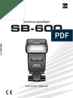 SB 600 Speedlight