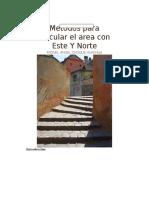 CALCULO DE ÁREAS POR COORDENADAS