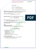 Digital Logic Formula Notes Final 1