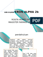 INTERFERON ALPHA 2b.pptx