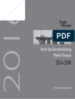 K570 North Sea Decommissioning Market Forecast 2016-2040 SAMPLE PAGES
