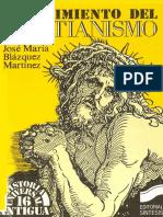 El nacimiento del Cristianismo..pdf