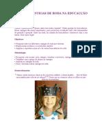 Projeto Cantigas de Roda Na Educaçção Infantil