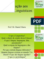 Famílias de Línguas
