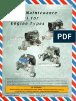Maintenance Manual 447, 503, 582