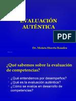 Evaluacion autentica 6.pps
