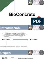 presentacion bioconcreto