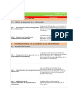 Cuestionario Tesis ISO 27001 - Dominios