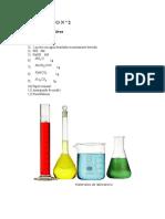 informe 6 química