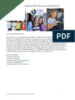 observation packet edu 201