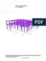Design Criteria Proposed Two Storey Residential 1