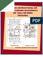 Diseño Estructural de Vivienda Economica - Ing Genaro Delgado - IngenieriaCivilMiPasion.pdf