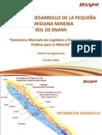 5. Fomento y Desarrollo de La Pequena y Mediana Mineria - P. Cartagena - Enami