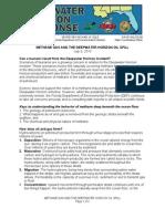 Methane Fact Sheet
