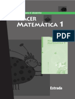 Hacer Matematica 1