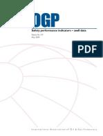 OGP 2008 Statistics