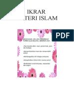 Ikrar Puteri Islam