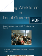 HR Conference 2015 - Ageing Workforce in LG - Tony Goode